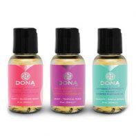 Dona Let me touch you massage gift