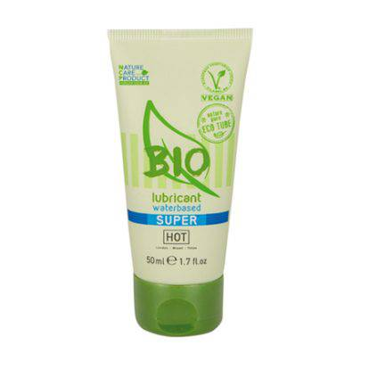 HOT BIO Superglide Water-Based Lubricant - 50ml