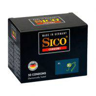 Sico XL - 50 Condoms