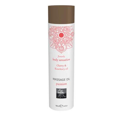 Massage Oil Passion - Cherry & Rosemary
