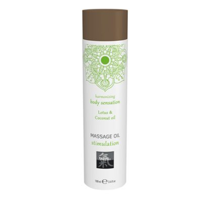 Massage Oil Stimulation - Lotus & Coconut