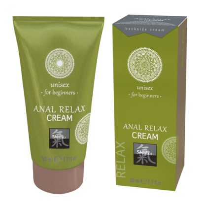 Anal Relaxation Cream For Beginners