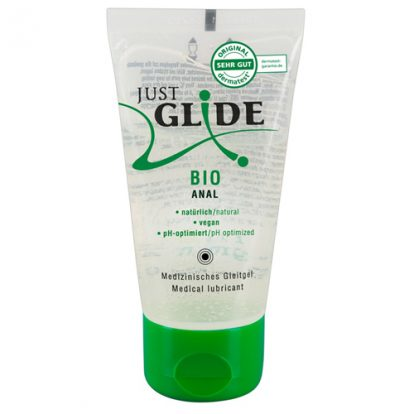 Just Glide Bio Anal Lubricant - 50 ml