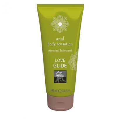 Love Glide Personal Anal Lubricant