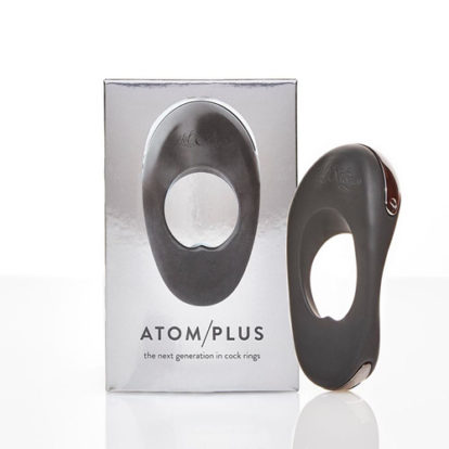 ATOM PLUS Vibrating Cock Ring-3
