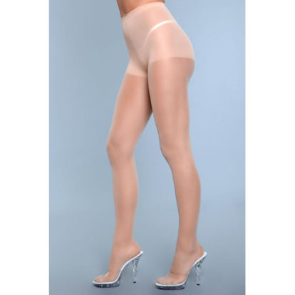 Walk Right Out Pantyhose With Backseam - Nude-3